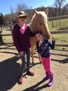 HEALING WITH HORSES MT. SHASTA